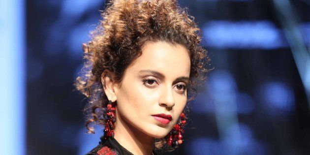 Here's Proof That Kangana Ranaut Can Wear Pretty Much Anything And Look