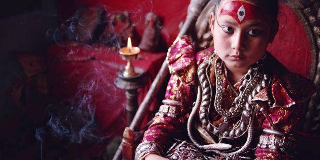 Malayalam Writer Benyamin Explores Nepal's Goddess Cult In A Searing