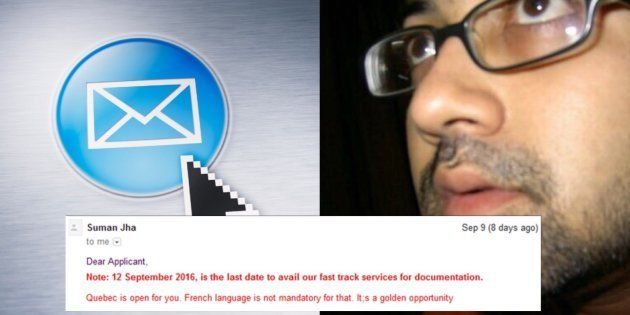 Here's How One Guy Hilariously Brought An E-Mail Scamster Down On His