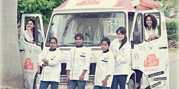 Asia's First All-Women Food Truck Has Just Hit The Streets Of