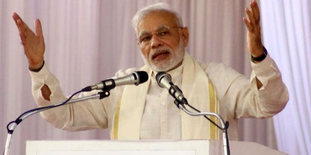 Modi targeted Pakistan on Saturday, saying there is only one country that exports terror to the entire