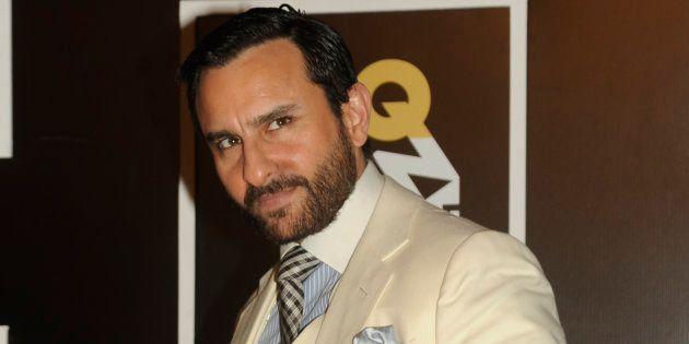 File photo of actor Saif Ali