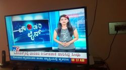 This TV Anchor's T-Shirt Will Give A New Meaning To Casual