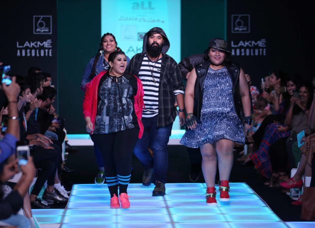 Walking The Ramp For LFW Helped These Plus-Size Indian Models Break A Bunch Of