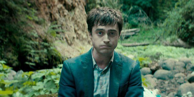 Daniel Radcliffe in a still from 'Swiss Army Man' which will play in the World Cinema section of this...