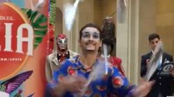 Watch The World's Fastest Juggler Make