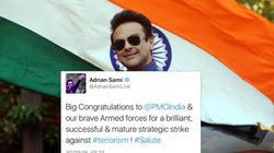 Adnan Sami's Tweet Praising India's Surgical Strike Hasn't Gone Down Well With The