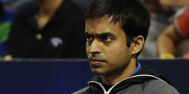 File photo of Indian badminton coach Pullela