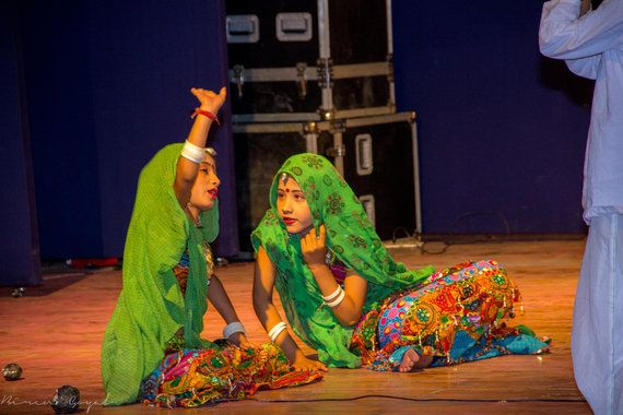 This Performance Arts Project For Kids Brought Mothers Out Of Their Shell
