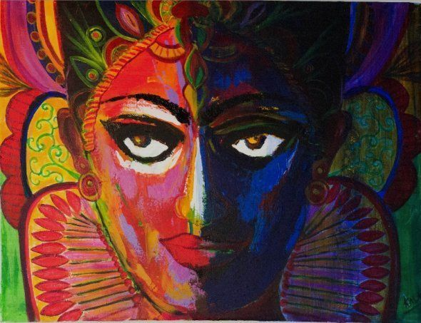 This Transgender Artist Is Auctioning Her Art To Help Fund -4148