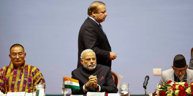 How India's Diplomatic Isolation Of Pakistan Goes Beyond