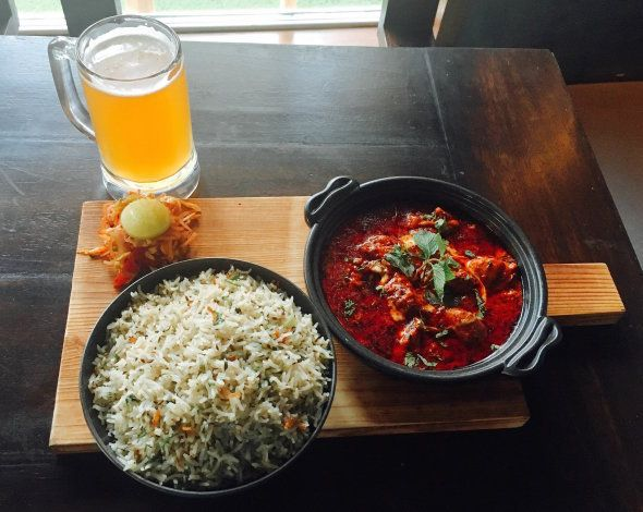 Pair These Craft Beers With Indian Dishes To Experience Heaven On