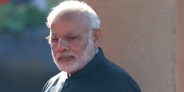 PM Modi Chairs Cabinet Committee Meeting To Discuss Security Scenario In