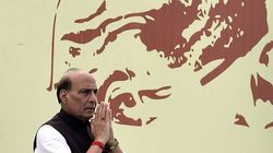 Rajnath Singh To Review Security For States Near India-Pakistan