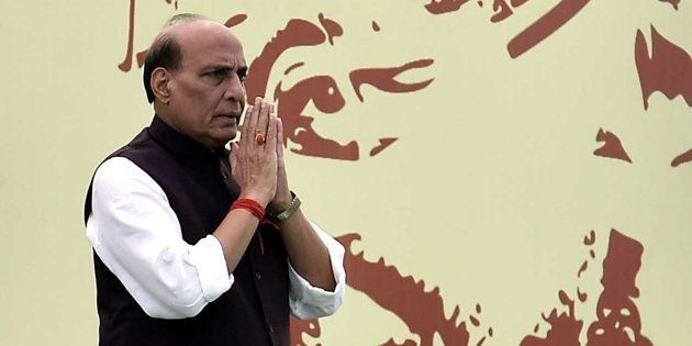 Rajnath Singh To Review Security For States Near India-Pakistan