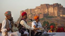 The 9th Edition Of Jodhpur's Rajasthan International Folk Festival Brings Together 300 Musicians From 7