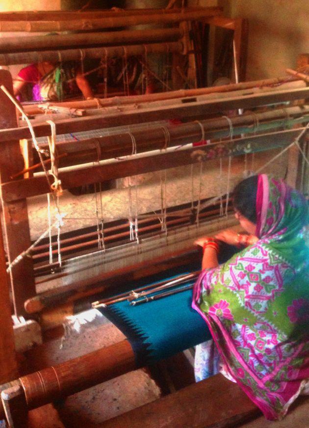 Odisha's Handloom Weavers Spin Magical Silks, But Their Livelihoods Are In
