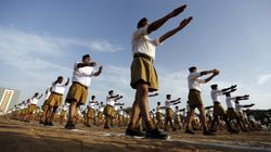 RSS Volunteers To Exchange Shorts For Trousers