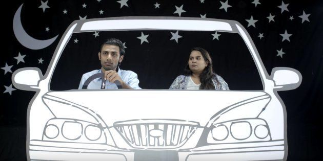 This Sketch On 'Time Travel Cabs' Is Taking Indian Comedy Ahead In