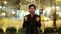 SRK's Witty Acceptance Speech After Winning 'Global Icon of the Year'