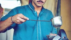 The Good Looking Chaiwala From The Other Side Of The Border Is Now A