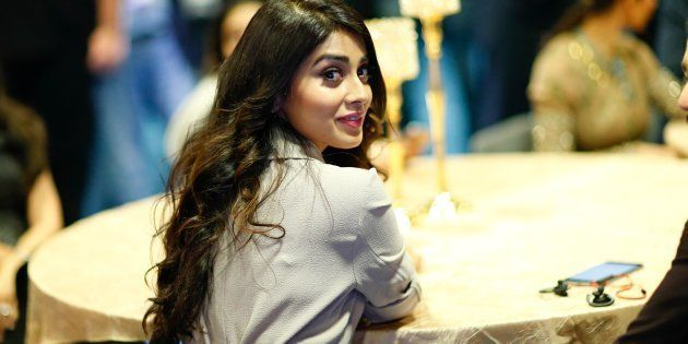 Indian actress Shriya Saran attends the Republican Hindu Coalition's Humanity United Against Terror Charity...
