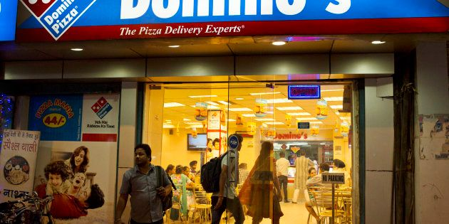 Around 500 Domino's Pizza Outlets Will Turn All-Vegetarian During The