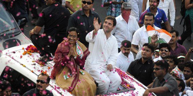 Rita Bahuguna Joshi Leaves Congress For BJP Ahead Of UP Assembly