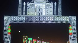 Watch: How This Bengal Town Has Been Creating Stunning Animated Light Art For