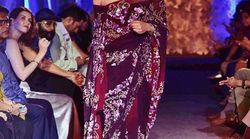 Mriganka Singh's Royal Seal Of Approval To The Off-Shoulder
