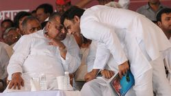 At Tense Party Meeting, UP CM Akhilesh Yadav Breaks Down After Tongue-Lashing From