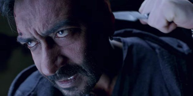 Ajay Devgn in a still from