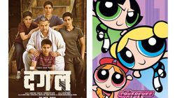 This Hilarious Mash-Up Of 'Dangal' And 'The Powerpuff Girls' Is On