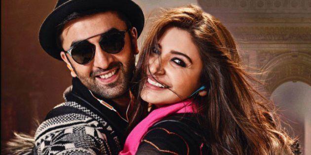 Ranbir Kapoor and Anushka Sharma in 'Ae Dil Hai
