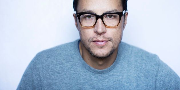 "Director, Cary Fukunaga, poses for a portrait in promotion of their upcoming film ""Beasts of No..."