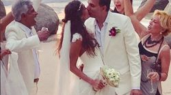 PHOTOS: Lisa Haydon Gets Married To Beau Dino Lalvani In A Dreamy