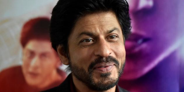 Bollywood actor Shah Rukh Khan speaks during an interview with Reuters at Madame Tussauds in London, Britain April 13, 2016.  REUTERS/Hannah McKay