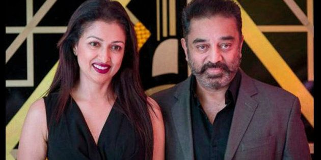 Kamal Haasan and Gautami Part Ways After 13 Years