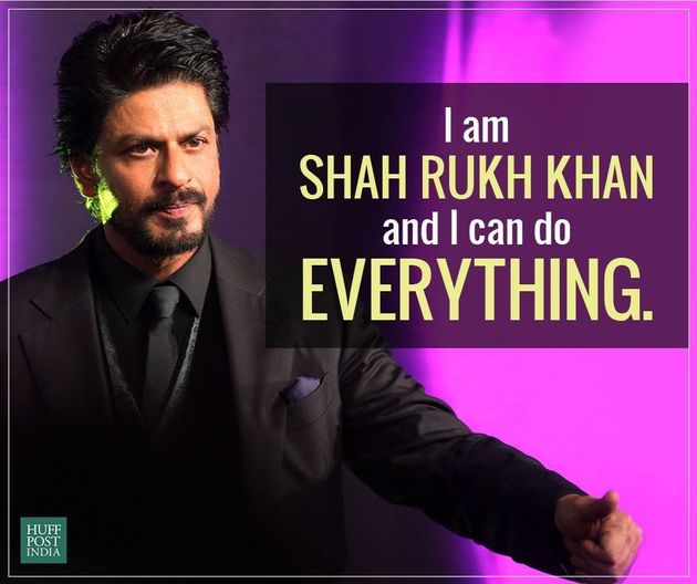 13 Unpopular SRK Quotes That Prove He's The King Of