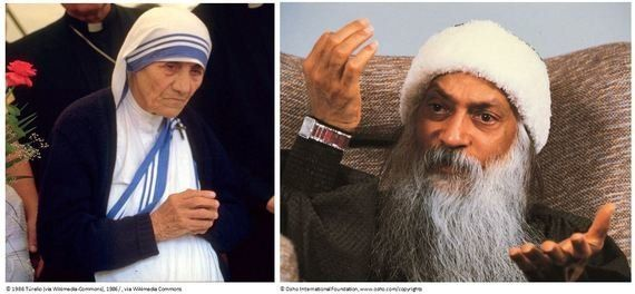 This Is Why Osho Called Mother Teresa A 'Deceiver', 'Charlatan' And