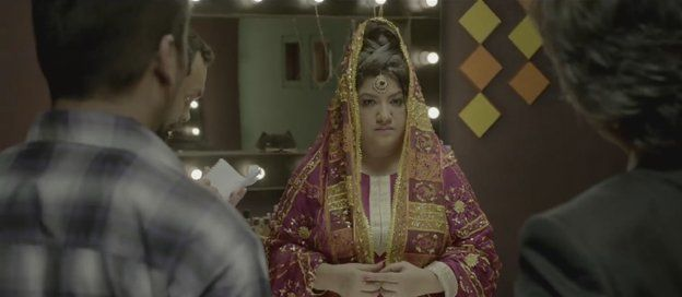 Hina Dilpazir in 'Jeewan Hathi' | Matteela
