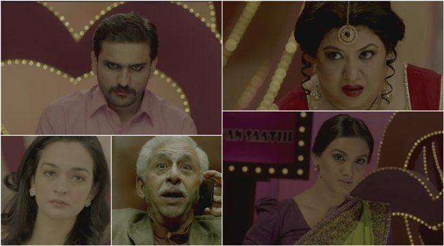 The cast of 'Jeewan Hathi' | Matteela Films