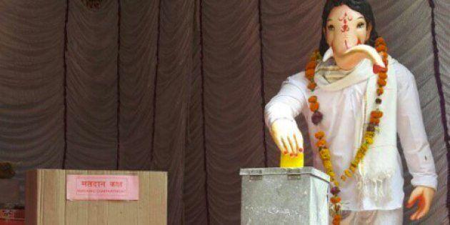 This Lord Ganesha In Maharashtra Wants You To