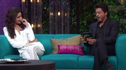 WATCH: Shah Rukh Khan Reads Out A Butter Chicken Recipe While Faking An Orgasm On Koffee With