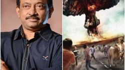 Ram Gopal Varma Just Announced A Bizarre Movie About World War 3 With A Budget Of Rs. 340
