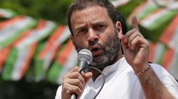 Rahul Gandhi Detained By Police For Attempting To Meet Family Of Ex-Serviceman Who Killed