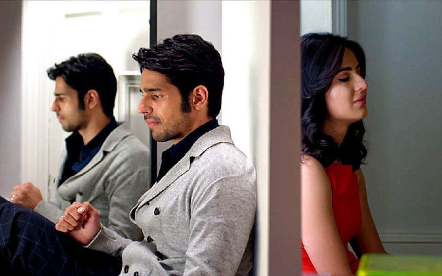 Sidharth in a still from 'Baar Baar