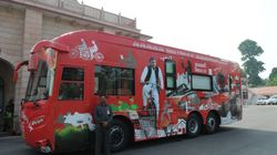 Akhilesh Yadav's High-Tech 'Rath' Breaks Down After Just One