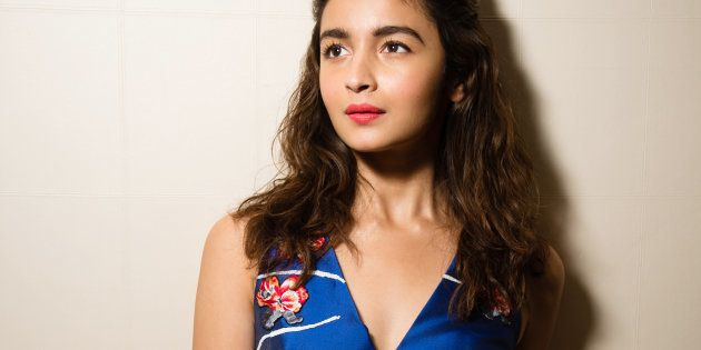 LONDON, ENGLAND - JULY 05: Actress Alia Bhatt poses for a portrait at the Courthouse London on July 5,...