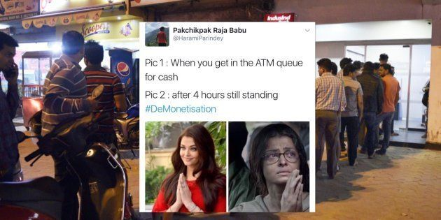 These Hilarious Jokes May Help You Brave The Mind Numbing Queues Before Banks And ATMs Right